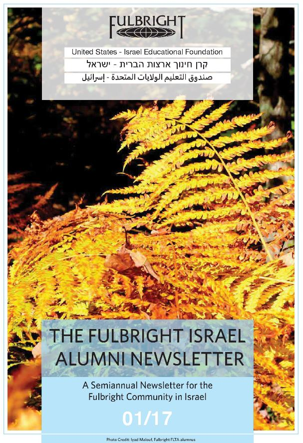 Fulbright magazine- Winter 2017