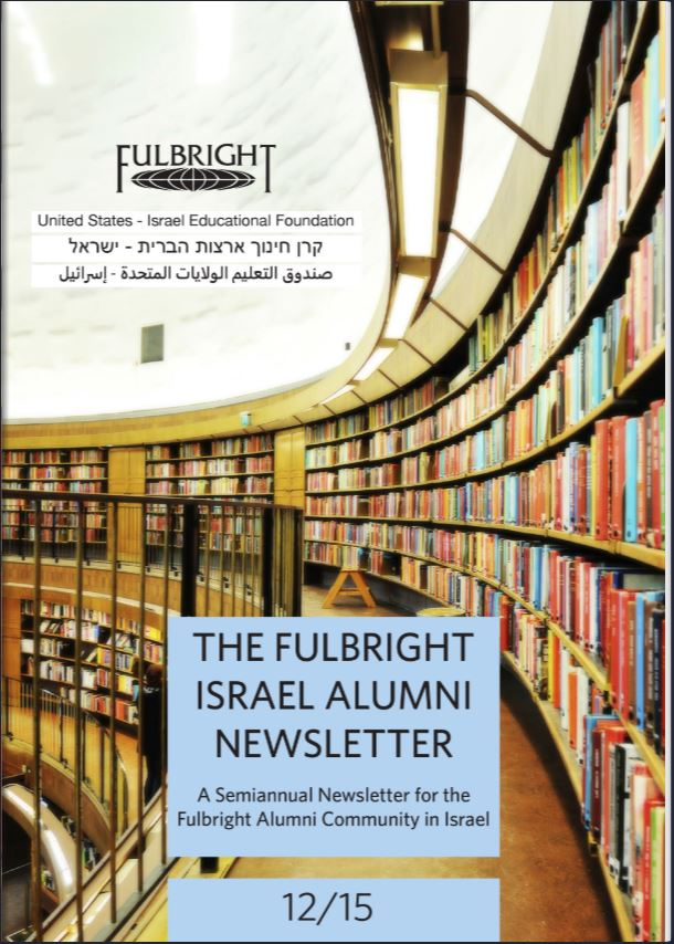 Fulbright magazine- Winter 2015
