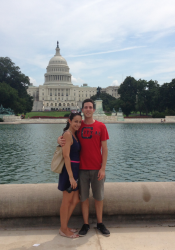 Alona & Roee at D.C.