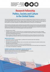 Politics, Society and Culture in the United States