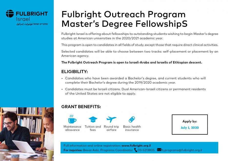 Fulbright Outreach